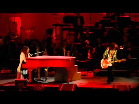 STEVEN TYLER & JOE F*CKING PERRY HOLLYWOOD BOWL HALL OF FAME INDUCTION!!!