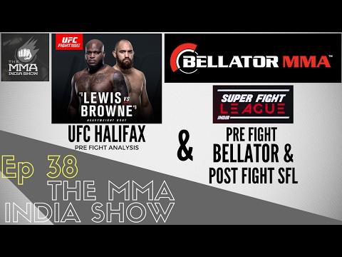 The MMA India Show Ep 38