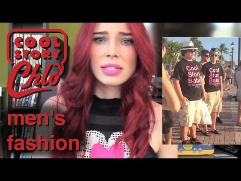 Men's Fashion: What Turns Me On and Turns Me Off CSC 29