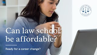 Can law school be affordable?
