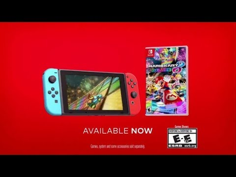 Nintendo switch best options for tv