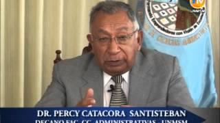 POSTULANTES: ESTA ES LA FACULTAD DE CIENCIAS ADMINISTRATIVAS DE LA UNMSM - 2012