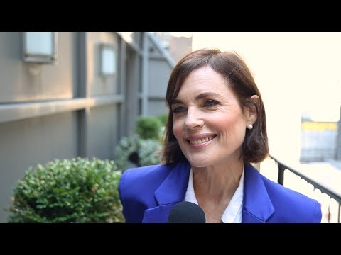 DOWNTON ABBEY'S Elizabeth McGovern Talks Returning to Broadway in TIME AND THE CONWAYS