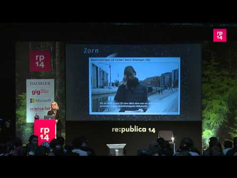 re:publica 2014 - Laura Sophie Dornheim: Todessternsünden on YouTube