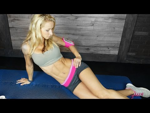 5 Minute Hot Body Workout! #15