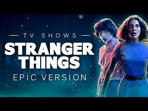 Stranger Things Main Theme   Epic Version Mp3