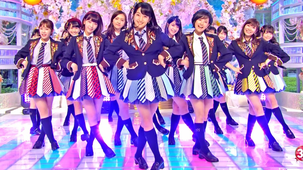 【Full HD 60fps】 HKT48 スキ!スキ!スキップ! (2016.09.19 LIVE)
