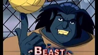 X-men Evolution Season 4 intro - Viasat 6 - TV6