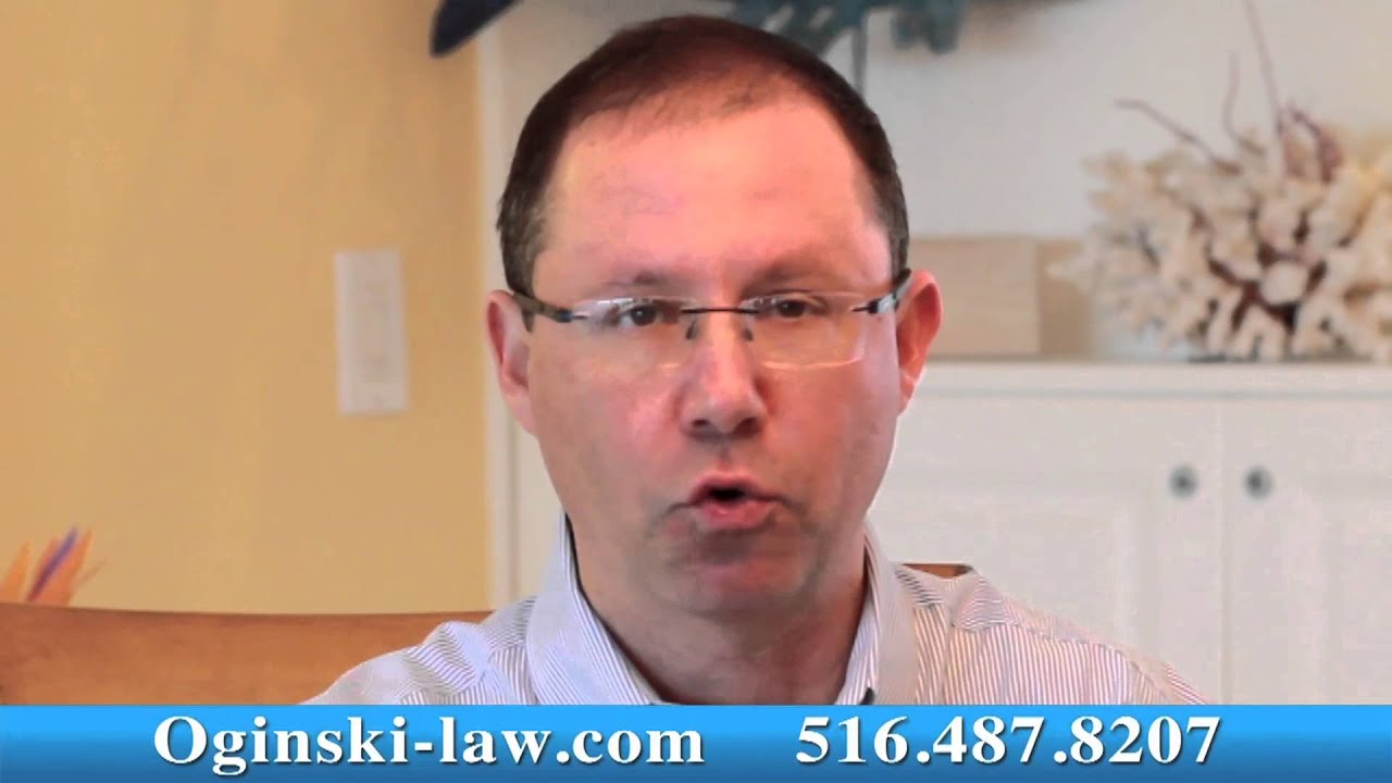 You've Been Selected for Jury Duty in NY! How Not to Get Off Jury Duty   Attorney Oginski Explains