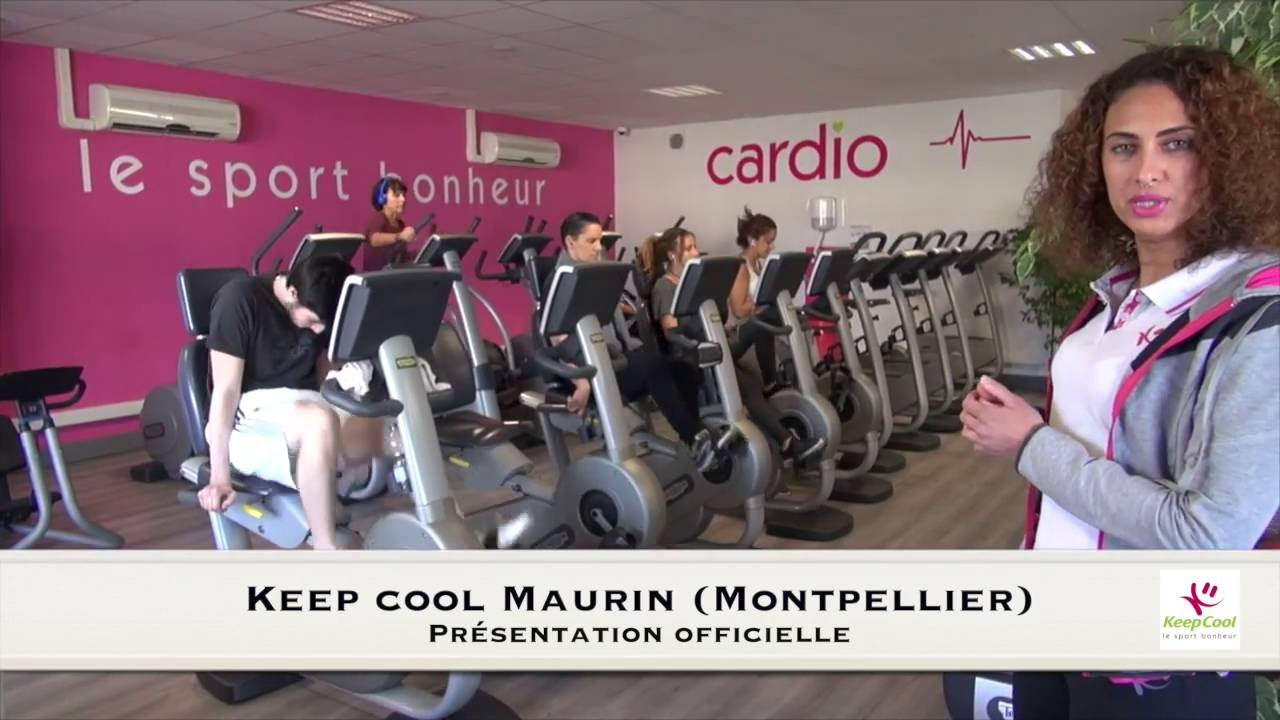 Keep Cool Maurin Montpellier Presentation Officielle