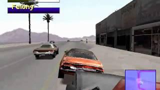Driver 2 Las Vegas Secret Stunt Park