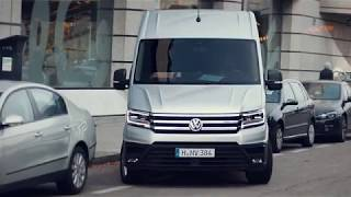 VW Crafter_electrician acc frontassist parkassist