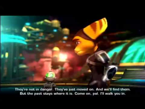 ratchet and clank a crack in time cutscene 38