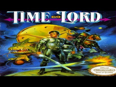 Awful Videogames: Time Lord Review