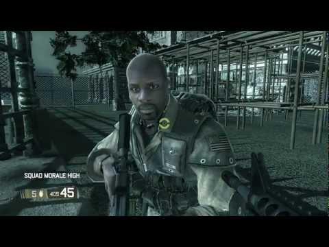 Blacksite Area 51 walkthrough part 1