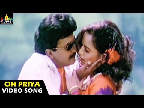 Suryudu Songs | Oh Priya Neekosam Video Song | Rajasekhar, Soundarya | Sri Balaji Video