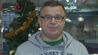 Игорь Захаркин: «С Новым годом!»
