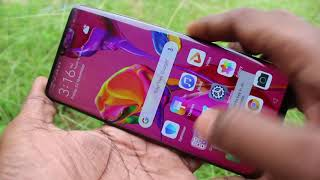 How to set lock screen signature in Huawei P30 Pro