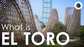 What is: El Toro - Six Flags Great Adventure