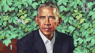 Kehinde Wiley: The Man behind the Obama portrait