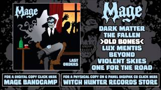 Mage - Last Orders (Full Album)
