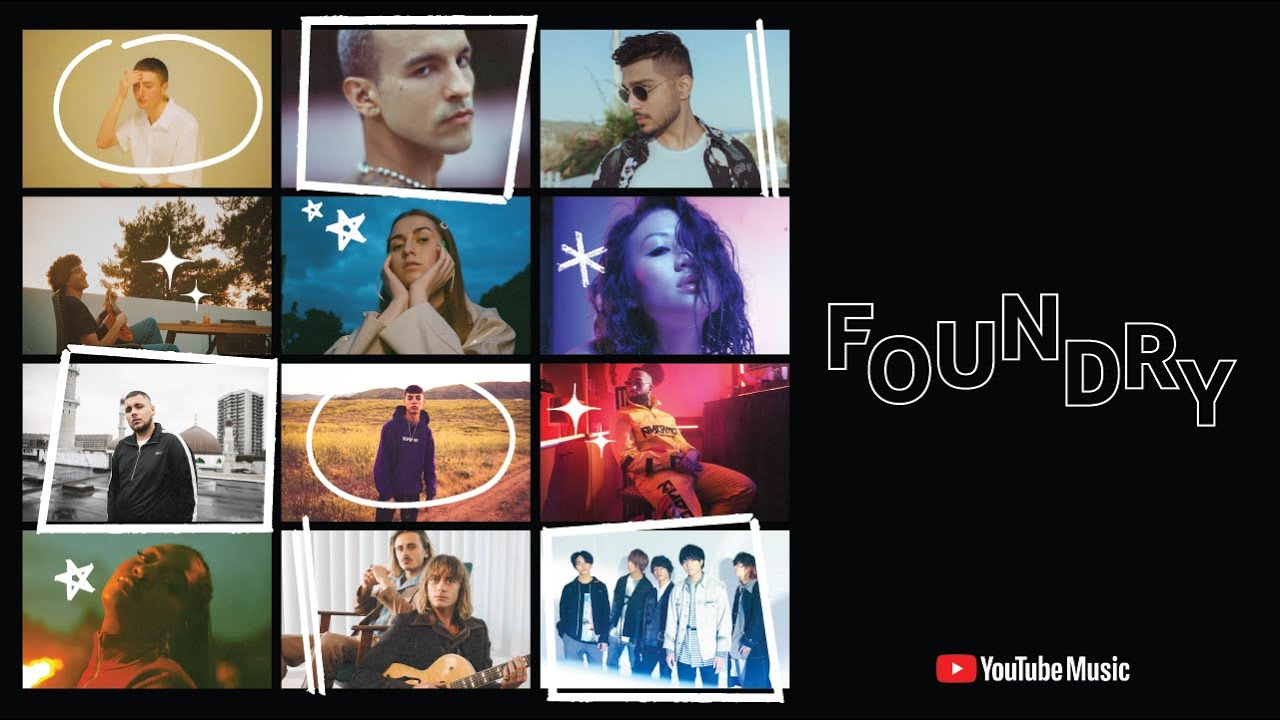 Meet YouTube Music's Foundry Class Of 2020