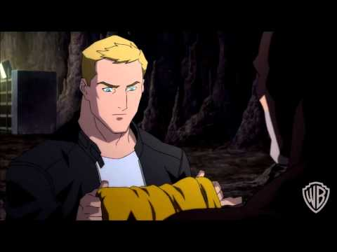 Dc Animated Film Justice League: The Flashpoint Paradox Clip