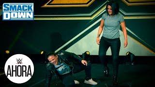 WWE SmackDown ¿Habrá castigo para Bayley?: WWE Ahora, Nov 15, 2019
