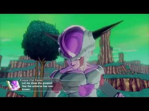 Warp Kamehameha Gameplay | Dragon Ball Xenoverse |