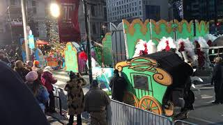 1-1-18 The Mummer's Parade Clip 2