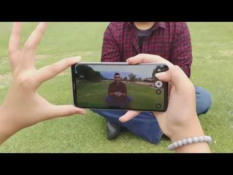 Uniklé video tajného LG V30