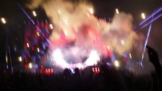 Knife Party(Future music festival 2015 in Sydney)
