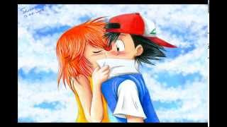 Gambar cover Ash and Misty. What Ash likes about Misty.