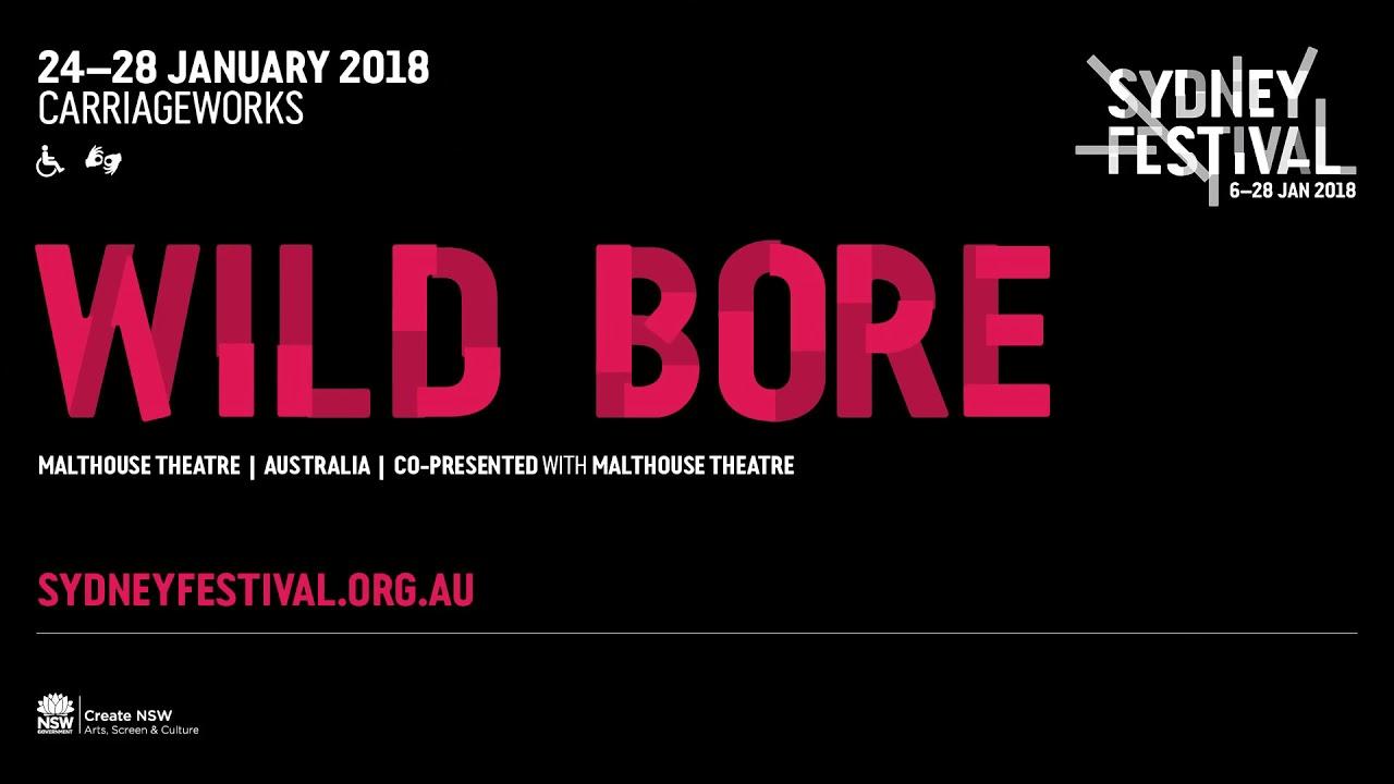 Wild Bore | Sydney Festival 2018
