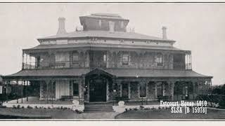 Shot of Spirits: Ep.8: Estcourt House, Grange, South Australia.