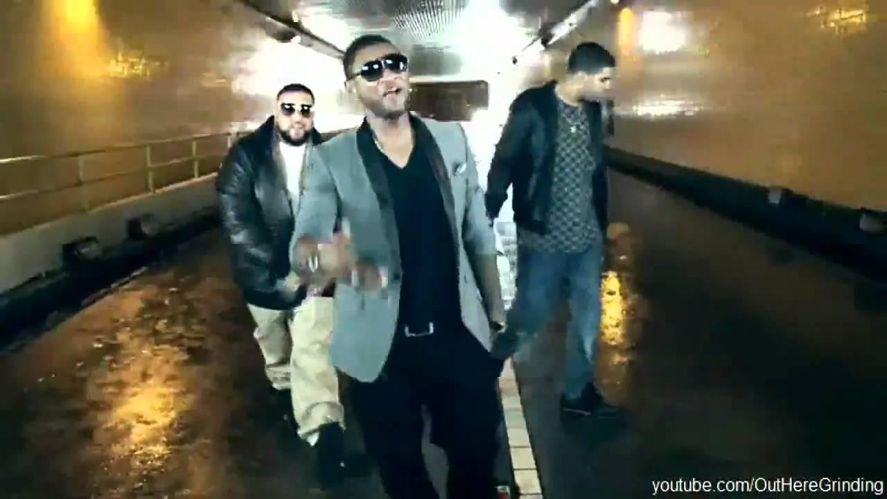 Usher Fed Up kolang kaling