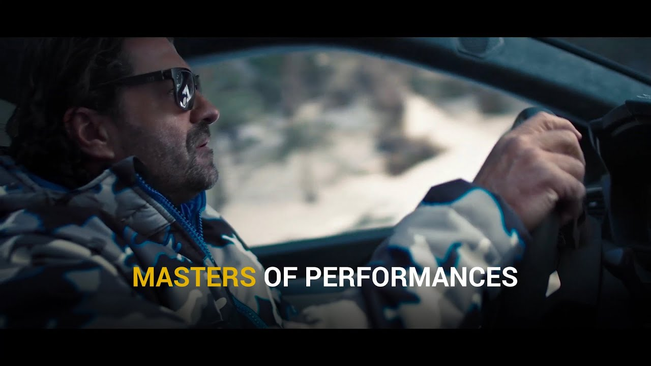 Urus Alberto Tomba Masters Of Performances Chapter 1 Youtube