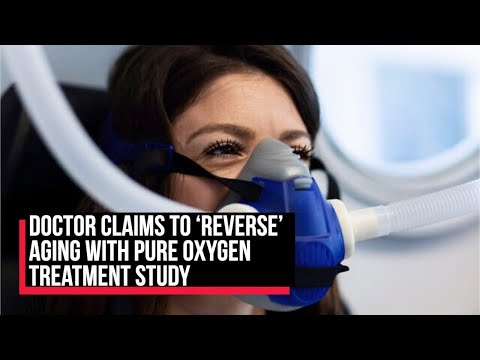 Israeli Doctor Claims To 'reverse' Aging With Pure Oxygen Treatment Study   Cobrapost