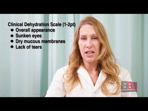How you can Know If a young child Is Dehydrated
