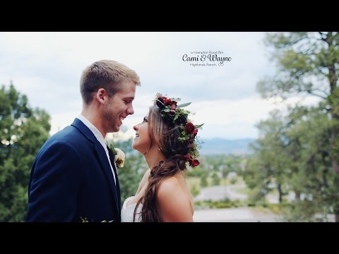I Can t Wait To Marry You // Highlands Ranch, CO Wedding Film // Cami & Wayne
