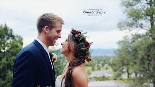 I Can't Wait To Marry You // Highlands Ranch, Colorado Wedding Film // Cami & Wayne
