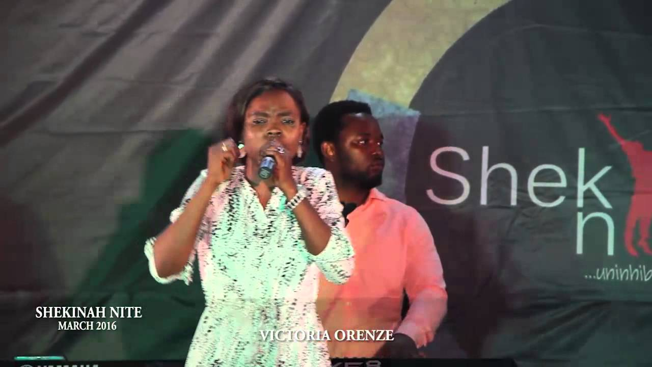 download precious holy spirit by victoria orenze