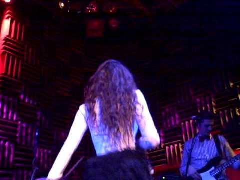 Eliza Doolittle Live @ Joe's Pub NYC 2/10/2011 Part 2