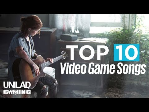 Top 10 Video Game Songs
