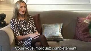 Interview de Lauren Weisberger pour
