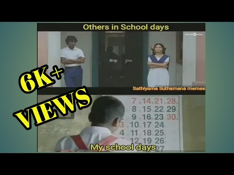 Single Boys School Life Whatsapp Status Video In Tamil....