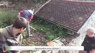 Module d'enseignement à l'environnement au collège Clavel d'Avallon (89)