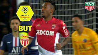 But Gelson MARTINS (7') / Paris Saint-Germain - AS Monaco (3-3)  (PARIS-ASM)/ 2019-20
