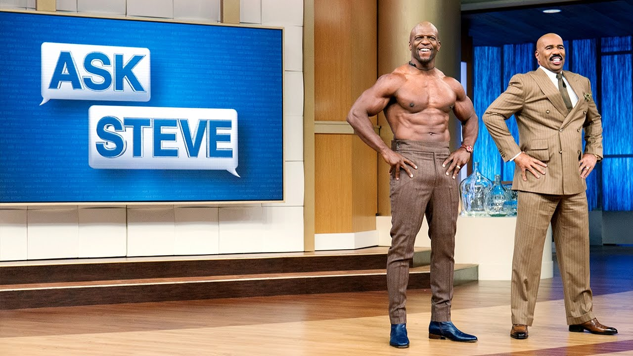 Ask Steve: My husband is out of shape