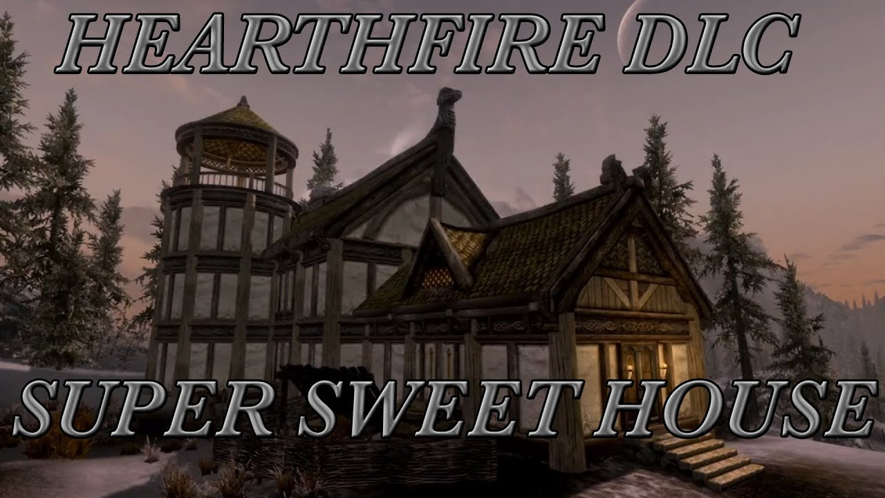 Big house layouts skyrim